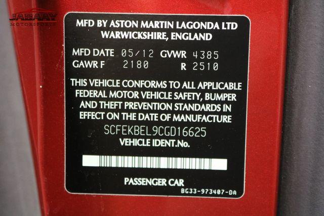 2012 Aston Martin V8 Vantage S Merrillville, Indiana 51