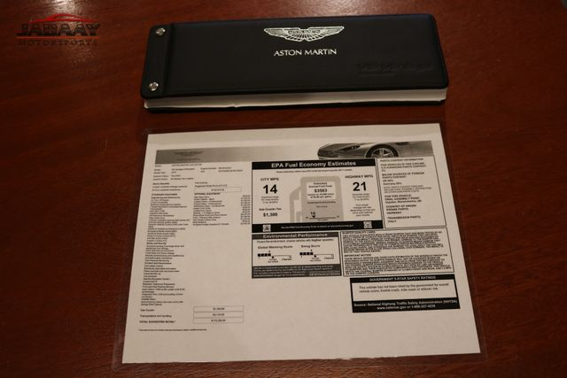 2012 Aston Martin V8 Vantage S Merrillville, Indiana 52