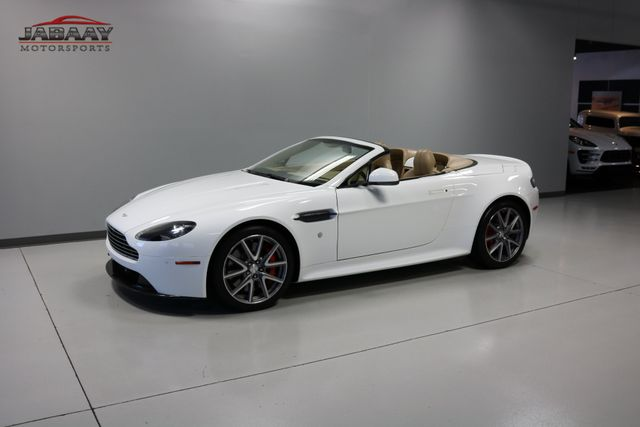 2012 Aston Martin V8 Vantage S Merrillville, Indiana 32