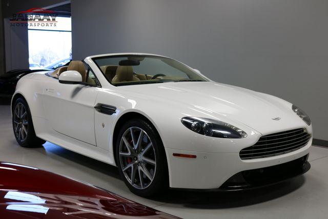 2012 Aston Martin V8 Vantage S Merrillville, Indiana 6