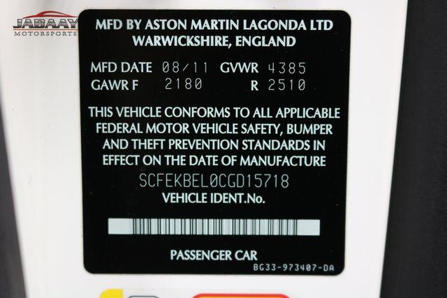 2012 Aston Martin V8 Vantage S Merrillville, Indiana 46
