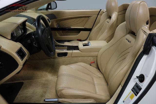2012 Aston Martin V8 Vantage S Merrillville, Indiana 10