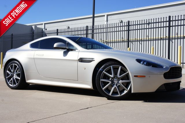 2012 Aston Martin V8 Vantage S Coupe * $160k+ MSRP * Bitter Chocolate Interior in Plano, Texas 75093