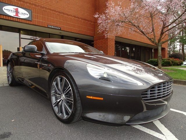 2012 Aston Martin Virage Base