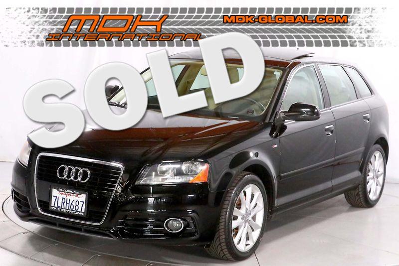 2012 Audi A3 20T Premium - S-line sport pkg - Manual - OpenSky  city California  MDK International  in Los Angeles, California