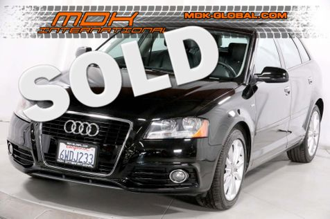 2012 Audi A3 2.0T Premium - OpenSky roof - Only 61K miles in Los Angeles
