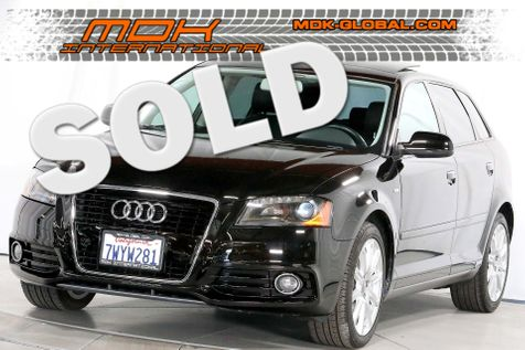 2012 Audi A3 2.0T Premium Plus - Navigation - S-Line sport pkg in Los Angeles