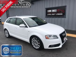 2012 Audi A3 Premium TDI  city TX  Clear Choice Automotive  in San Antonio, TX
