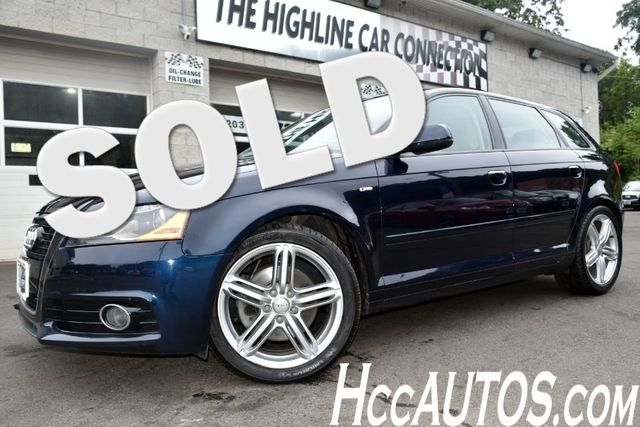 2012 Audi A3 2.0T Premium Plus Waterbury, Connecticut