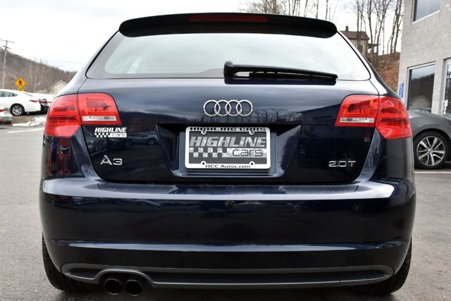 2012 Audi A3 2.0T Premium Plus Waterbury, Connecticut 4