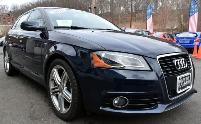 2012 Audi A3 2.0T Premium Plus Waterbury, Connecticut 7
