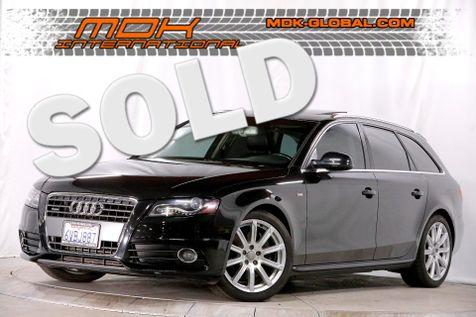 2012 Audi A4 2.0T Premium Plus - Quattro - Navigation in Los Angeles