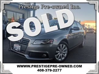2012 Audi A4 in Campbell CA