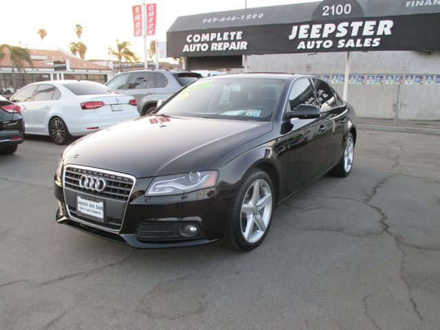 2012 Audi A4 2.0T Premium in Costa Mesa California, 92627