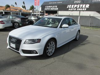 2012 Audi A4 2.0T Premium Plus in Costa Mesa, California 92627