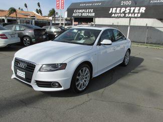 2012 Audi A4 2.0T Premium Plus in Costa Mesa, California 92627