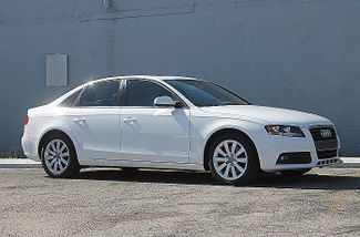 2012 Audi A4 2.0T Premium Hollywood, Florida 13
