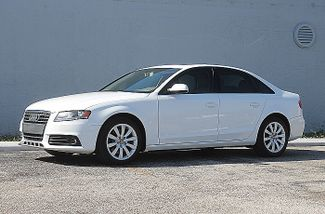 2012 Audi A4 2.0T Premium Hollywood, Florida 25