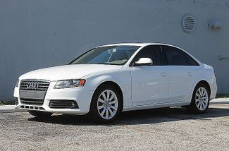 2012 Audi A4 2.0T Premium Hollywood, Florida 10
