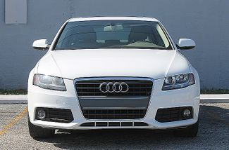 2012 Audi A4 2.0T Premium Hollywood, Florida 12
