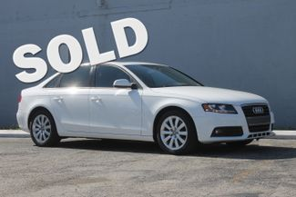 2012 Audi A4 2.0T Premium Hollywood, Florida
