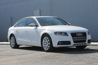 2012 Audi A4 2.0T Premium Hollywood, Florida 1
