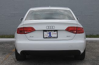 2012 Audi A4 2.0T Premium Hollywood, Florida 42