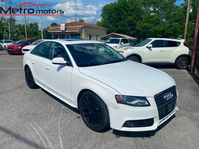 2012 Audi A4 2.0T Premium Plus in Knoxville, Tennessee 37917