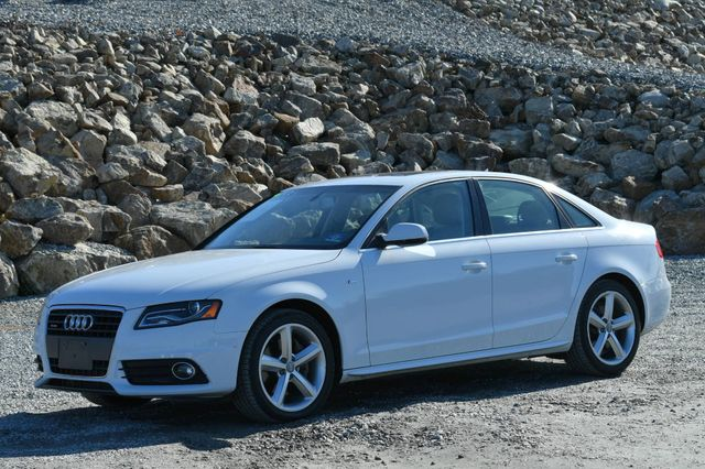 2012 Audi A4 2.0T Premium Plus Naugatuck, Connecticut