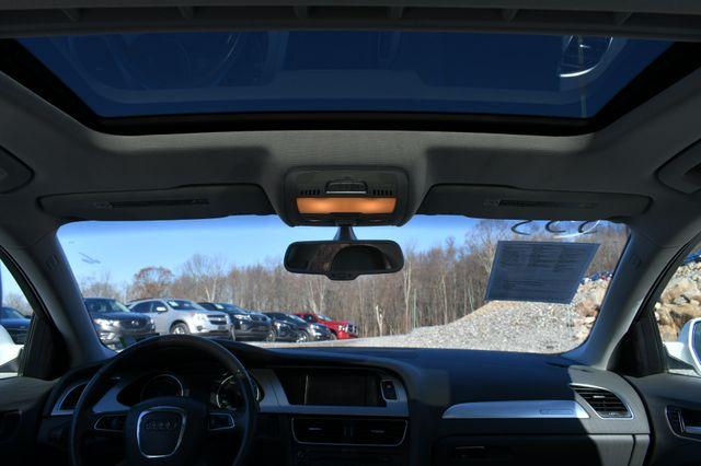 2012 Audi A4 2.0T Premium Plus Naugatuck, Connecticut 13