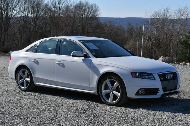 2012 Audi A4 2.0T Premium Plus Naugatuck, Connecticut 6
