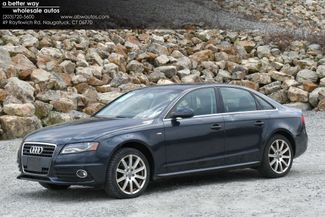 2012 Audi A4 2.0T Premium Plus Naugatuck, Connecticut