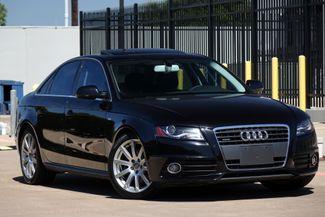 2012 Audi A4 2.0T Premium Plus S-Line | Plano, TX | Carrick's Autos in Plano TX