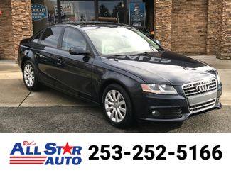 2012 Audi A4 2.0T Premium in Puyallup Washington, 98371