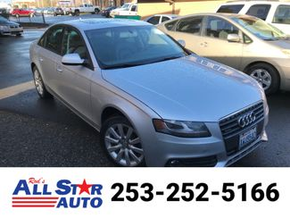 2012 Audi A4 2.0T Premium AWD in Puyallup Washington, 98371
