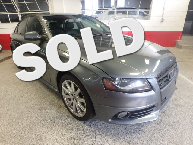 2012 Audi A4 Quattro Prem + FRESHLY SERVICED TRADE  IN, LOADED, EXTREMELY CLEAN. Saint Louis Park, MN