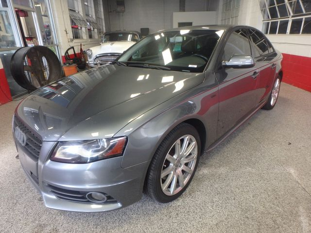 2012 Audi A4 Quattro Prem + FRESHLY SERVICED TRADE  IN, LOADED, EXTREMELY CLEAN. Saint Louis Park, MN 2