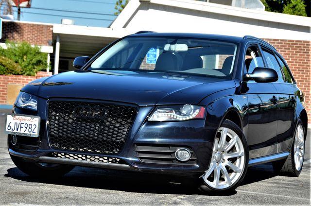 2012 Audi A4 2.0T Premium Plus S-LINE