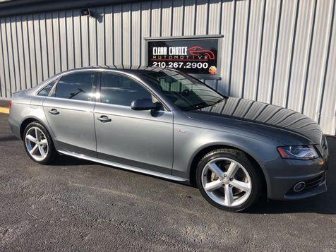 2012 Audi A4 Premium Plus in San Antonio, TX