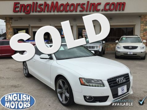 2012 Audi A5 2.0T Premium Plus in Brownsville, TX