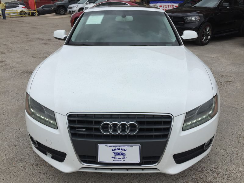 2012 Audi A5 20T Premium Plus  Brownsville TX  English Motors  in Brownsville, TX