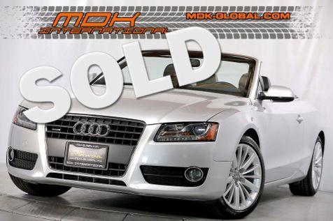 2012 Audi A5 2.0T Premium Plus - Navigation - Quattro AWD in Los Angeles