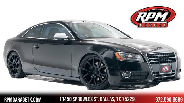 2012 Audi A5 2.0T Premium Plus 6 speed Manual