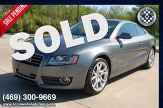 2012 Audi A5 2.0T Premium Plus in Rowlett