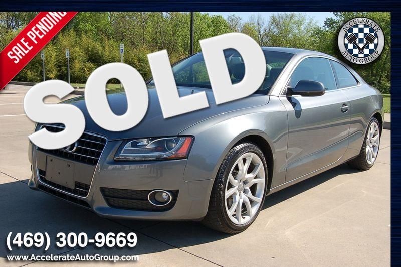 2012 Audi A5 2.0T Premium Plus in Rowlett Texas