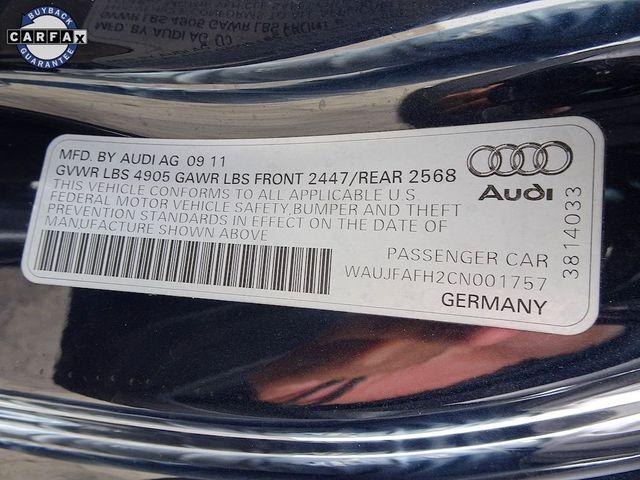 2012 Audi A5 2.0T Premium Plus Madison, NC 47