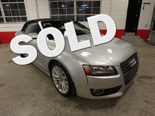 2012 Audi A5 2.0T Premium Plus Saint Louis Park, MN
