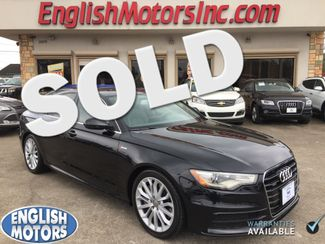 2012 Audi A6 in Brownsville, TX