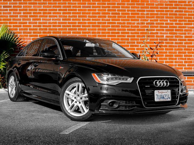 2012 Audi A6 3.0T Prestige Burbank, CA 1