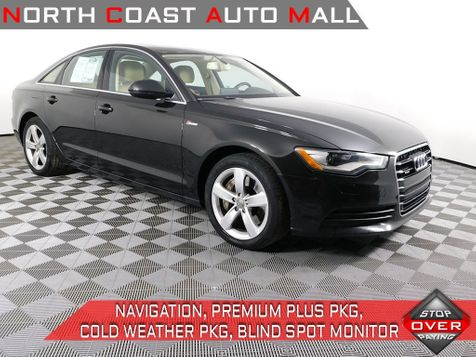 2012 Audi A6 3.0T Premium Plus in Cleveland, Ohio